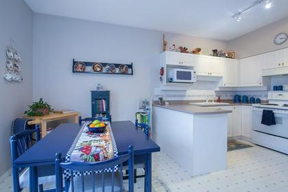 dining area at #5 - 1751 Paddock Drive, Westwood Plateau, Coquitlam