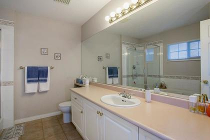 ensuite at #5 - 1751 Paddock Drive, Westwood Plateau, Coquitlam