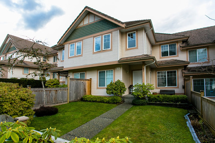exterior front 1 at #5 - 1751 Paddock Drive, Westwood Plateau, Coquitlam
