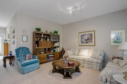 living room left at #5 - 1751 Paddock Drive, Westwood Plateau, Coquitlam