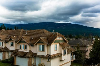 view Burke mountain at #5 - 1751 Paddock Drive, Westwood Plateau, Coquitlam