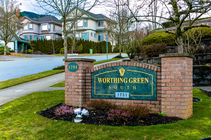 Worthing Green Complex at #5 - 1751 Paddock Drive, Westwood Plateau, Coquitlam