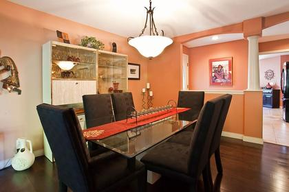 dining room 1 at #126 - 20391 96th Avenue, Walnut Grove, Langley