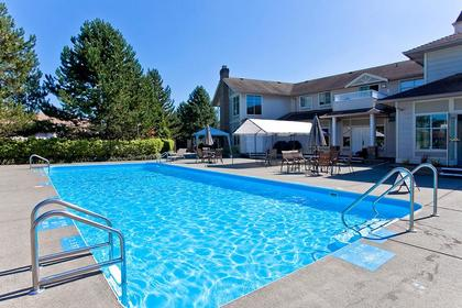 outdoor swimming pool at #126 - 20391 96th Avenue, Walnut Grove, Langley