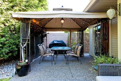 patio 1 at #126 - 20391 96th Avenue, Walnut Grove, Langley