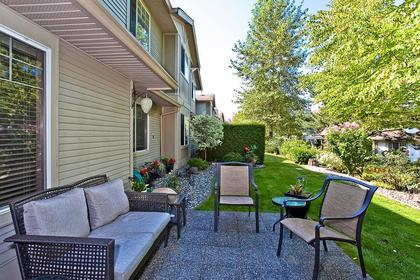 patio 2 at #126 - 20391 96th Avenue, Walnut Grove, Langley