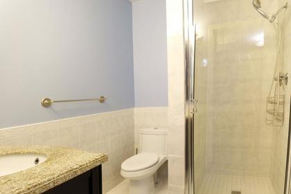 Bathroom Ensuite at 1243 Nestor Street, New Horizons, Coquitlam