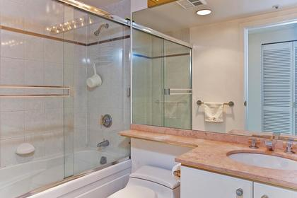 4pc Bathroom at #1106 - 1500 Hornby Street, Yaletown, Vancouver West
