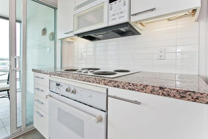 Kitchen R at #1106 - 1500 Hornby Street, Yaletown, Vancouver West