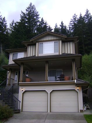 Exterior Front (main) at 3005 Maplewood Court, Westwood Plateau, Coquitlam