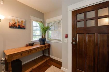 entry at #101 - 116 W 23rd Street, Central Lonsdale, North Vancouver