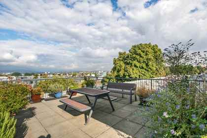 rooftop-garden at #323 - 350 East 2nd Avenue, Mount Pleasant VE, Vancouver East