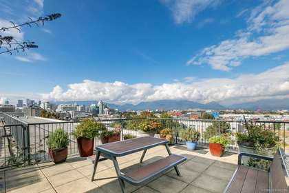 rootop-garden-nw at #323 - 350 East 2nd Avenue, Mount Pleasant VE, Vancouver East