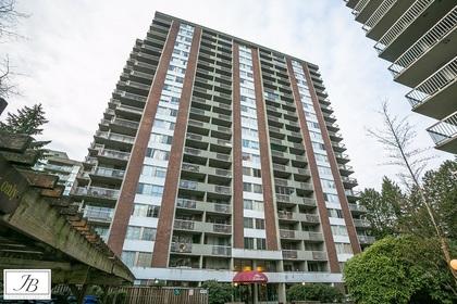building-exterior at #1204 - 2016 Fullerton Avenue, Pemberton NV, North Vancouver