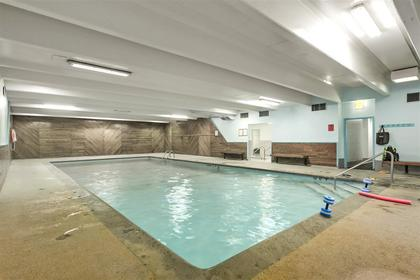 pool-indoor at #1204 - 2016 Fullerton Avenue, Pemberton NV, North Vancouver