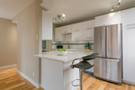 kitchen-dining at #1204 - 2016 Fullerton Avenue, Pemberton NV, North Vancouver