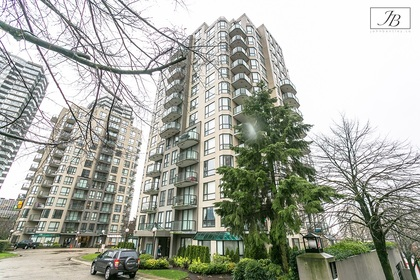 building-exterior at #1003 - 838 Agnes Street, Downtown NW, New Westminster