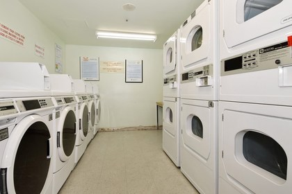 laundry-rm at #1003 - 838 Agnes Street, Downtown NW, New Westminster