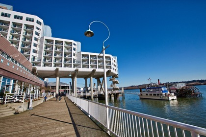 nw-quay at #1003 - 838 Agnes Street, Downtown NW, New Westminster