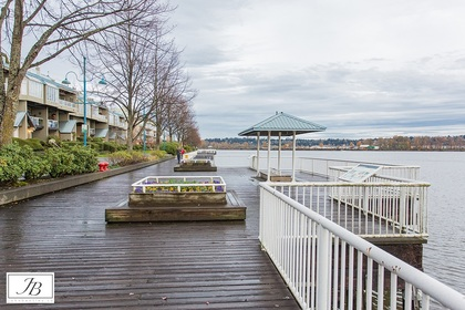 pier at #1003 - 838 Agnes Street, Downtown NW, New Westminster