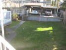 exterior-backyard at 6720 Burns Street, Upper Deer Lake, Burnaby South
