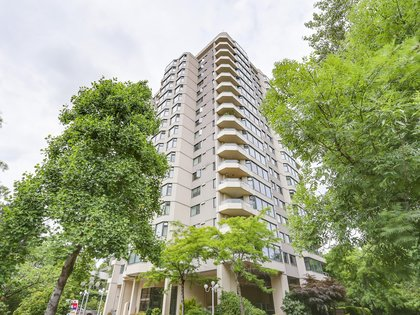 building-exterior at #402 - 7321 Halifax Street, Simon Fraser Univer., Burnaby North