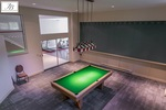 rec-room at #402 - 7321 Halifax Street, Simon Fraser Univer., Burnaby North