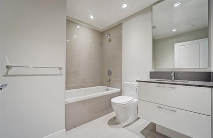 bathroom at #1104 - 3487 Binning Road, University VW, Vancouver West
