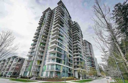 building-exterior at #1104 - 3487 Binning Road, University VW, Vancouver West