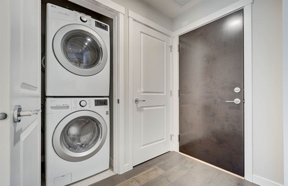foyer-laundry at #1104 - 3487 Binning Road, University VW, Vancouver West