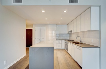 kitchen-from-dining-rm at #1104 - 3487 Binning Road, University VW, Vancouver West