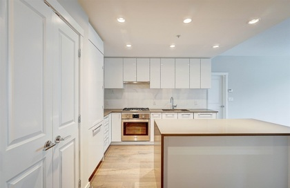 kitchen-from-foyer at #1104 - 3487 Binning Road, University VW, Vancouver West