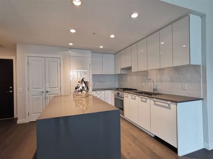 kitchen-island at #1104 - 3487 Binning Road, University VW, Vancouver West