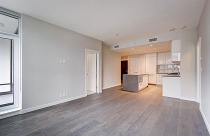 living-dining-rm-kitchen at #1104 - 3487 Binning Road, University VW, Vancouver West
