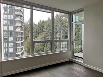living-rm-to-balcony at #1104 - 3487 Binning Road, University VW, Vancouver West