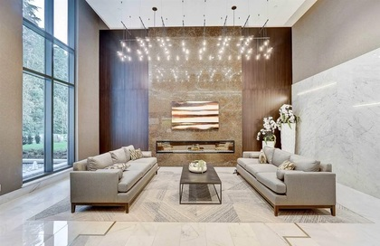 lobby at #1104 - 3487 Binning Road, University VW, Vancouver West