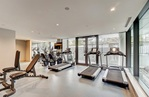 gym at #1104 - 3487 Binning Road, University VW, Vancouver West