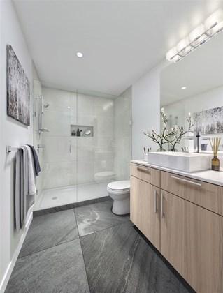 bathroom at #401 - 11718 224th Street, West Central, Maple Ridge