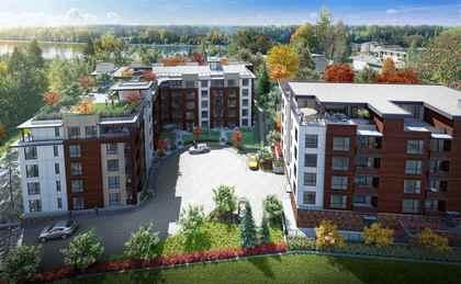 birdeye-building at #401 - 11718 224th Street, West Central, Maple Ridge