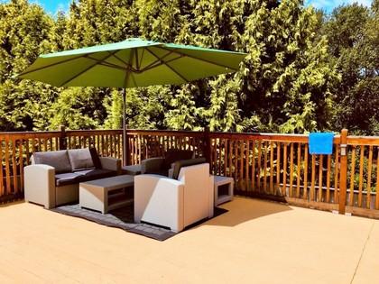 deck-1 at 13505 Crestview Drive, Bolivar Heights, North Surrey