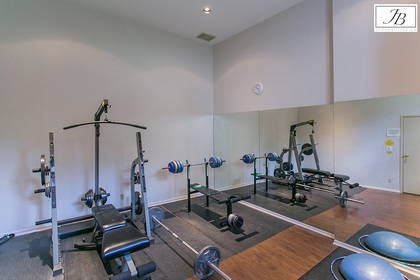 gym-2 at #1101 - 7321 Halifax Street, Simon Fraser Univer., Burnaby North
