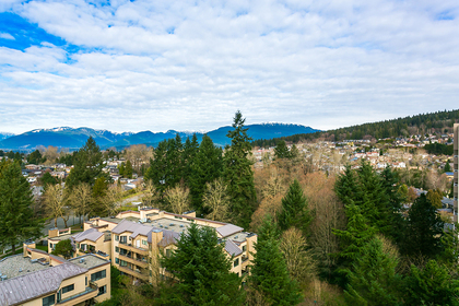 view-mountains at #1101 - 7321 Halifax Street, Simon Fraser Univer., Burnaby North
