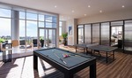 amenity-game-rm at #3803 - 518 Clarke Road, Coquitlam West, Coquitlam