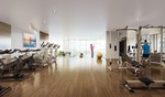 amenity-gym at #3803 - 518 Clarke Road, Coquitlam West, Coquitlam