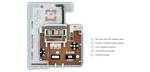amenity-sky-lounge at #3803 - 518 Clarke Road, Coquitlam West, Coquitlam