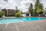 outdoor-pool at #2 - 7353 Montecito Drive, Montecito, Burnaby North