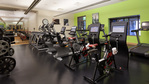 gym-2 at #720 - 4591 Blackcomb Way, Benchlands, Whistler