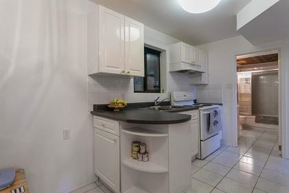 kitchen-bsmt at 4952 208a Street, Langley City, Langley
