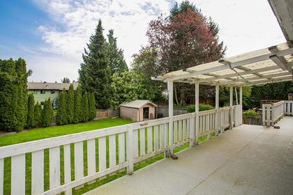 sundeck at 4952 208a Street, Langley City, Langley