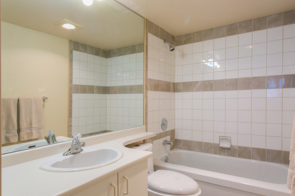 ensuite at #1703 - 7321 Halifax Street, Simon Fraser Univer., Burnaby North